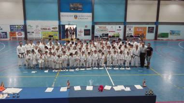 Club de karate shotokan de Sant Joan D´Alacant