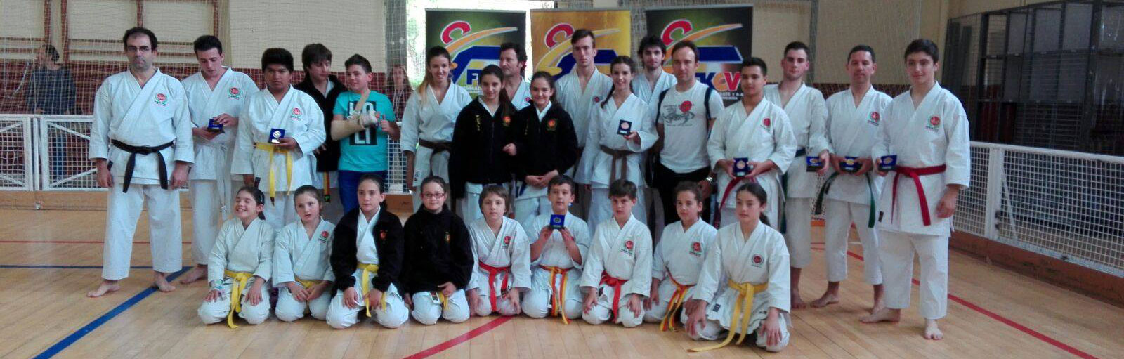 Club karate shotokan Sant Joan D´Alacant